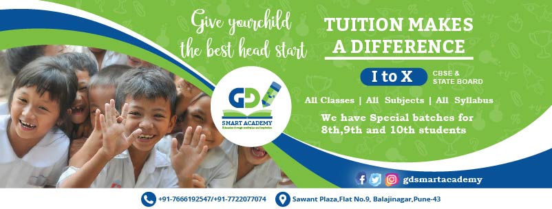 GD Smart Academy - Urgently Hiring for teachers - Book My Project