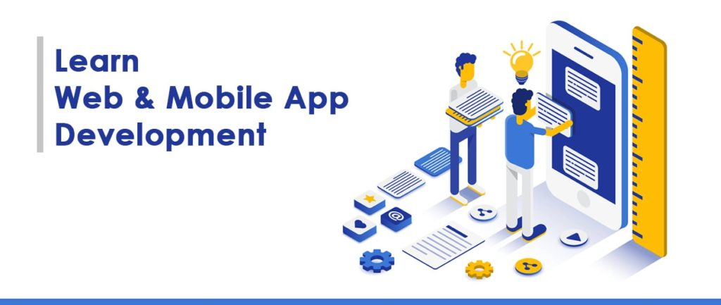 Learn Web & Mobile App Development